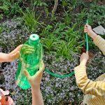 Spelen met waterdruk