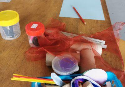 Tinkerworkshop: Zet in beweging met wind of zon (7-8 jarigen)
